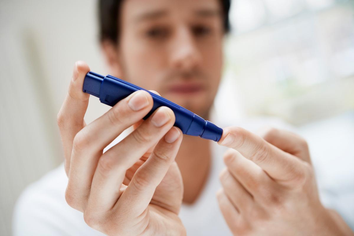 قياس السكر في الدم